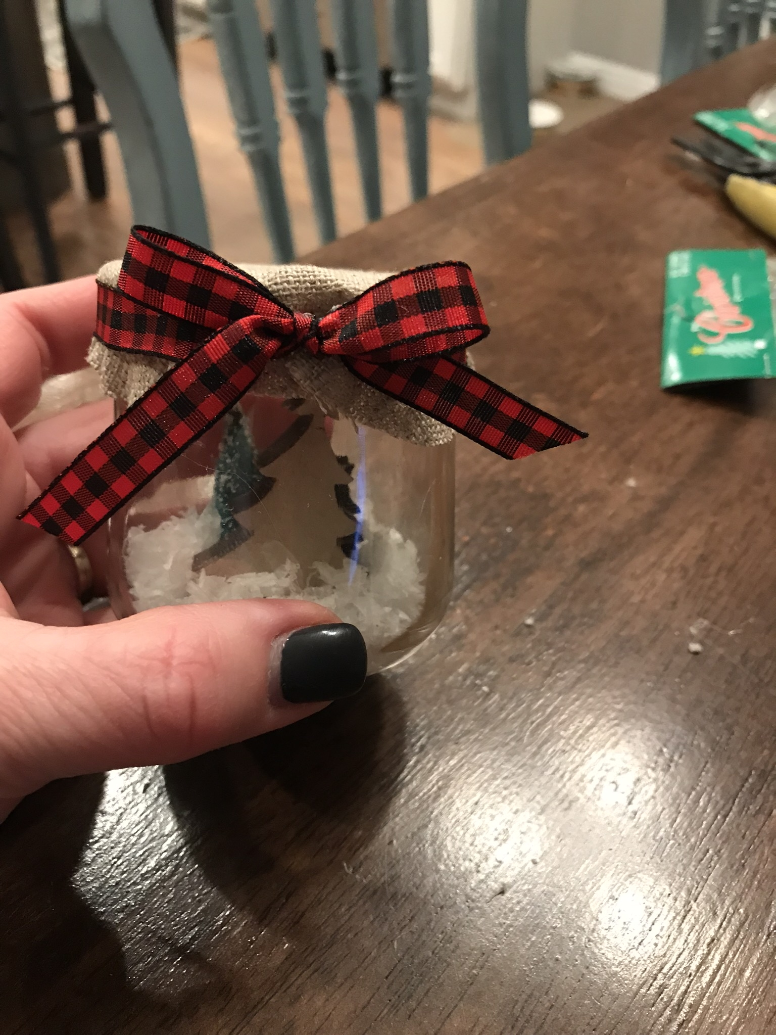 This Is A Fun And Easy Christmas Craft You Can